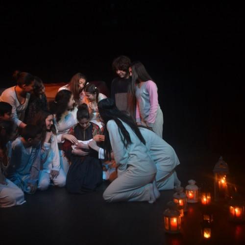 Συνεχίζεται με μεγάλη επιτυχία η 4η  Θεατρική Άνοιξη Εφήβων Γυμνασίων & Λυκείων στη Βέροια