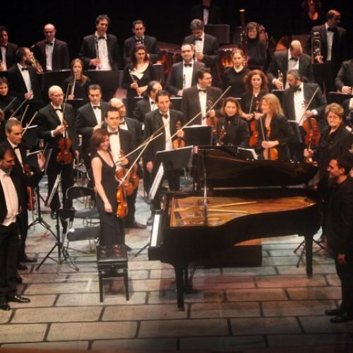 Η Συμφωνική Ορχήστρα του Δήμου Θεσσαλονίκης  στη Νάουσα στα πλαίσια της 194ης Επετείου του Ολοκαυτώματος