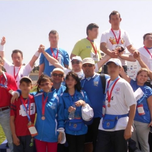 Μεγάλες επιτυχίες και  πολλά μετάλλια   η αποστολή του Τ.Ε.Ε. Ειδικής  Αγωγής Βέροιας  στους Πανελλήνιους   Αγώνες Special Olympics