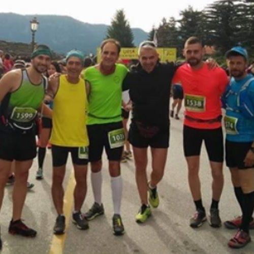 Αποτελέσματα  Συλλόγου Δρομέων Βέροιας.  Metsovo race: ''Ursa trail'' 40km  και  ''χνάρια της αρκούδας'' 20km