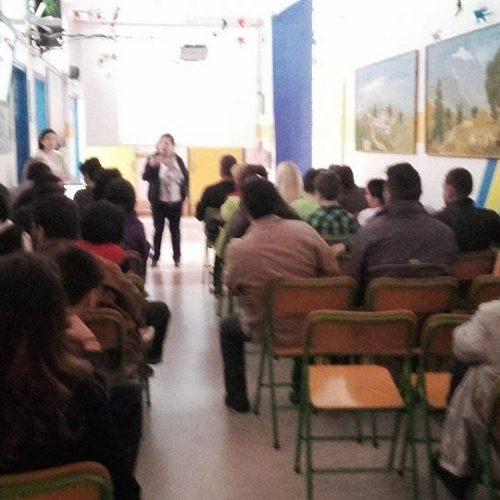 """Ενημέρωση για τη """"σεξουαλική υγεία""""  στο ΕΕΕΕΚ Νάουσας"""