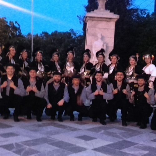Tο Λύκειο των Ελληνίδων Βέροιας στη Νάουσα