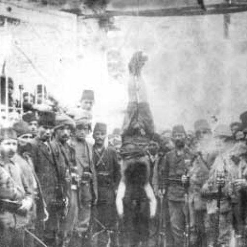 Δήλωση του αντιπεριφερειάρχη Ημαθίας Κώστα Καλαϊτζίδη για την ημέρα μνήμης της ποντιακής γενοκτονίας