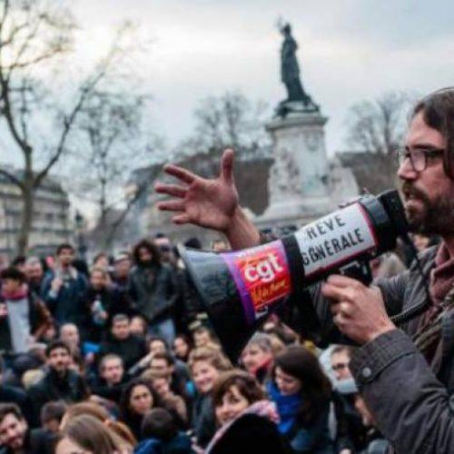 Συνεχίζεται με αμείωτη ένταση το κύμα απεργιών στη Γαλλία