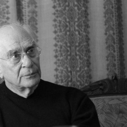 Ο Χρήστος Γιανναράς στο ΕΚΚΟΚΚΙΣΤΗΡΙΟ ΙΔΕΩΝ στη Βέροια, σήμερα Παρασκευή 13   Μαΐου