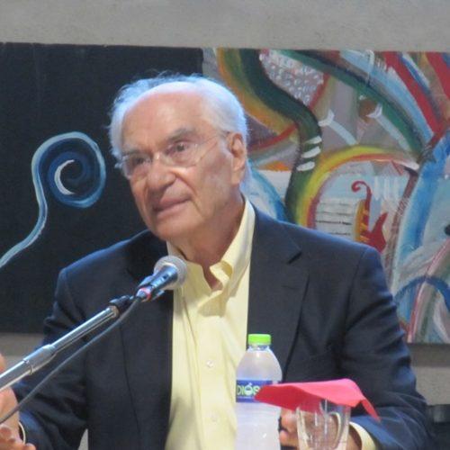 """Ο Χρήστος Γιανναράς στη Βέροια. """"Την αλήθεια κατάματα"""" - """"Ζούμε σε μια εποχή όχι κρίσης αλλά παρακμής"""""""