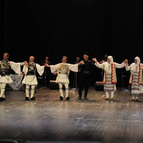 """""""Στον Κύκλο του χρόνου στην Ημαθία"""". Μια εξαιρετική μουσικοχορευτική παράσταση από τον Πολιτιστικό Όμιλο Ξηρολιβάδου"""