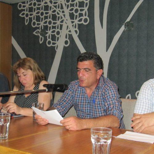 Με πρωτοβουλία του ΠΑΜΕ σχηματίστηκε λαϊκή επιτροπή στη Βέροια