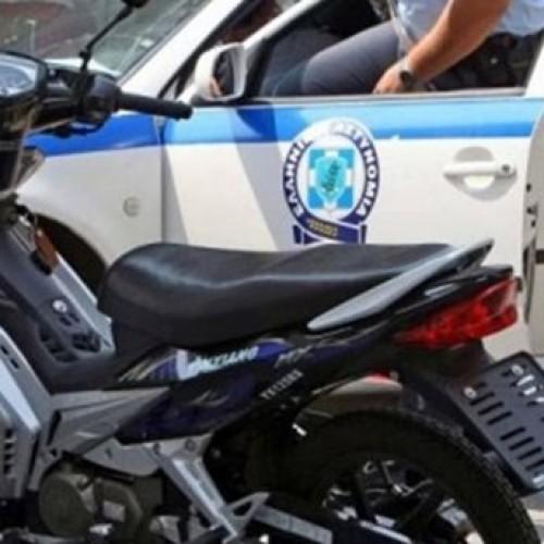 Σύλληψη στο Πλατύ για κλοπή και παράνομη οπλοκατοχή