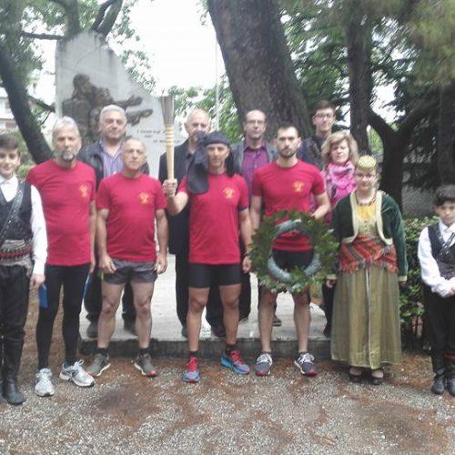 Εύξεινος Λέσχη  Νάουσας: Ολοκληρώθηκαν οι εκδηλώσεις μνήμης της Γενοκτονίας του Ποντιακού Ελληνισμού