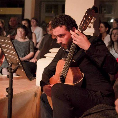 Ρεσιτάλ κιθάρας νέων καλλιτεχνών στο Δημοτικό Ωδείο Νάουσας