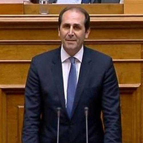 Απόστολος Βεσυρόπουλος: Γιατί καταψήφισα…