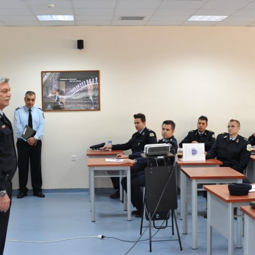 H τελετή ορκωμοσίας  νέων Υπαστυνόμων στο Kέντρο Επιμόρφωσης Ελληνικής Αστυνομίας, Βέροια 10 Ιουνίου