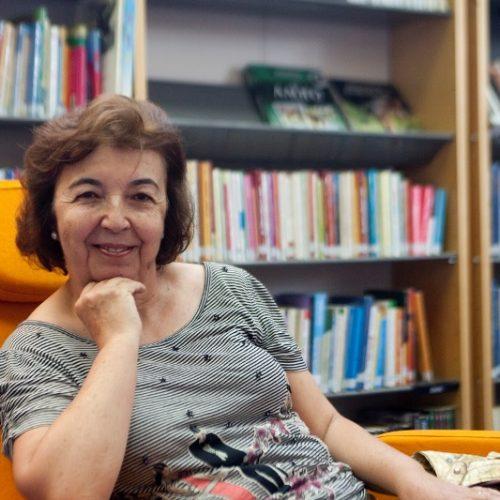 Συλλυπητήρια της Δημόσιας Βιβλιοθήκης Βέροιας για την απώλεια της Μαίρης Αδαμοπούλου