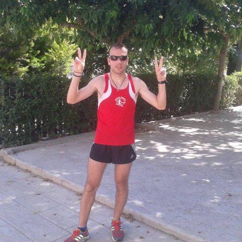 Σύλλογος Δρομέων Βέροιας: 1ος ο Άγγελος  Μάρτος στον Ημιμαραθωνιο ''Δρόμος του Επαμεινώνδα'' στη Θήβα
