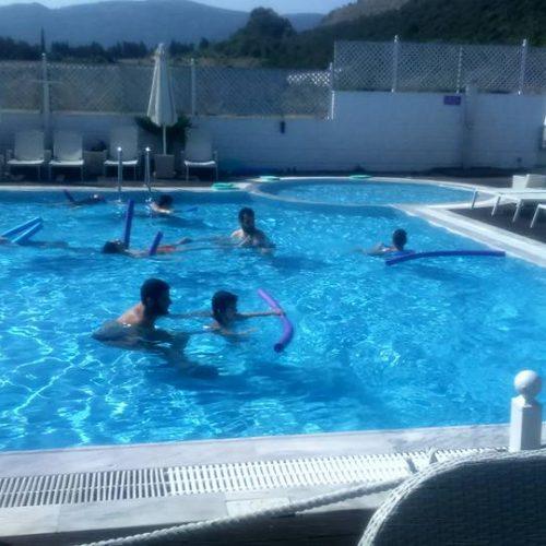 Ο Σύλλογος  Μέριμνα Ατόμων με Αυτισμό (M.A.m.A) στον  κολυμβητικό σύλλογο «ΠΗΓΑΣΟ»  -  Θερμές  οι ευχαριστίες