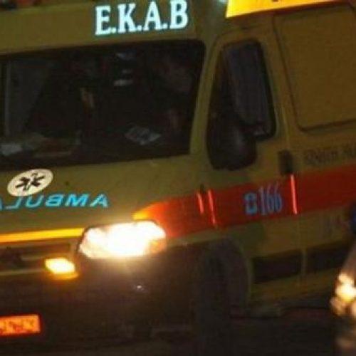 Θανατηφόρο τροχαίο στην Εθνική Οδό Θεσσαλονίκης – Έδεσσας