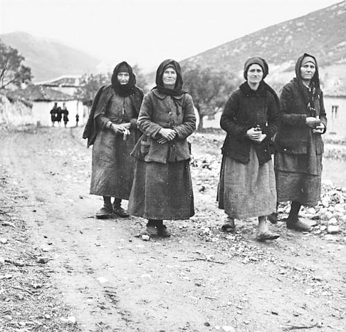 Γυναίκες του Διστόμου