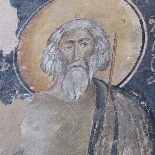 Οι τοιχογραφίες της Παλαιάς Μητρόπολης Βέροιας και… ο Μάνος Κατράκης