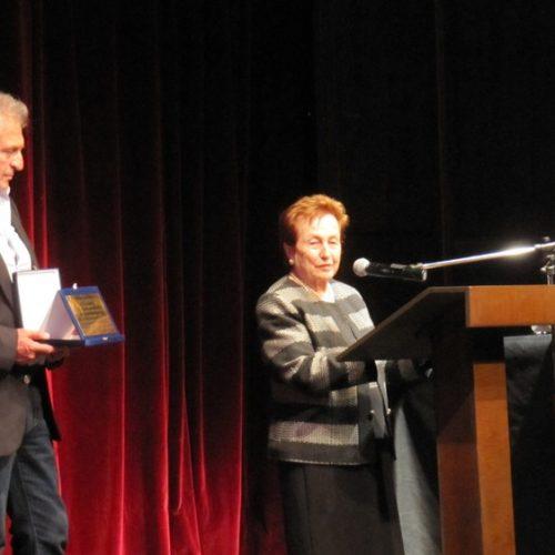 Τη συγγραφέα Γιώτα Φωτιάδου - Μπαλαφούτη και το έργο της τίμησε ο ΚΕΜΑΕΔ