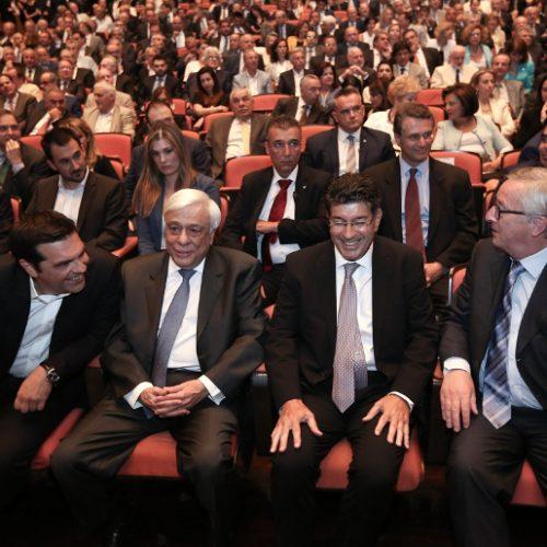 Ο ΣΕΒ, η Κυβέρνηση και ο Ζ. Κ. Γιούνκερ…