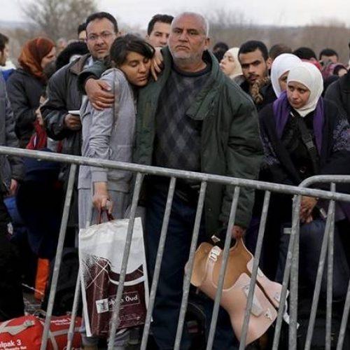 """Φρόσω Καρασαρλίδου: """"Η Νάουσα οφείλει να δεχθεί κι αυτή πρόσφυγες"""""""