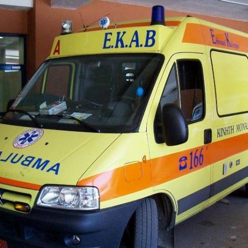 Θανατηφόρο τροχαίο στην Ημαθία - Σύγκρουση Ι.Χ. με Λεωφορείο