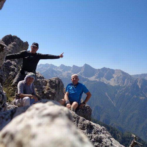 """Ορειβατική Ομάδα Βέροιας """"Τοτός"""" - Ήπειρος, ανάβαση στο βουνό Τραπεζίτσα και διάσχιση της χαράδρας Βοϊδομάτη"""