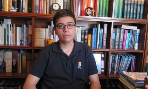 Παντελής Μαρκούλης. Κατακτώντας την κορυφή – Ο Βεροιώτης μαθητής, που αναδείχθηκε πρώτος των πρώτων στις Πανελλαδικές Εξετάσεις