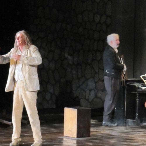 """""""Πλούτος""""  του Αριστοφάνη.  Δε θα πραγματοποιηθεί η παράσταση που ακυρώθηκε στη Βέροια – Σήμερα στα Γιαννιτσά - Το πρόγραμμα της περιοδείας"""