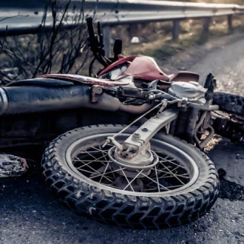 Θανάσιμος  τραυματισμός με  μοτοσυκλέτα