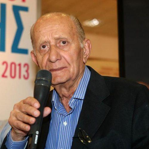 """""""Εφυγε""""  ο Δημήτρης Μαρωνίτης"""