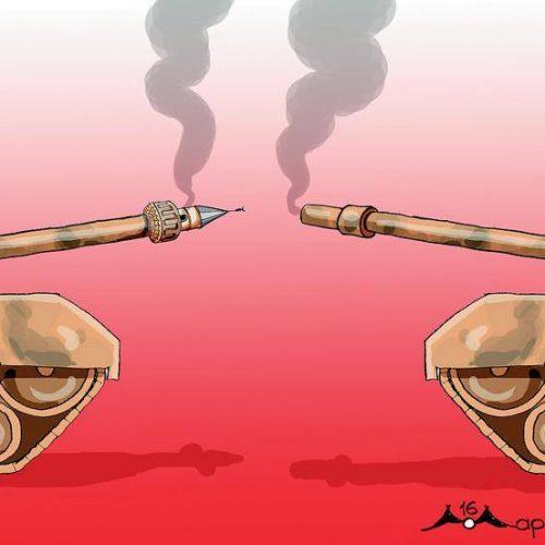 25 σκίτσα γα το πραξικόπημα στην Τουρκία