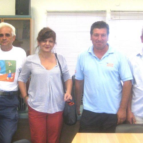 Συνεχίζονται οι επισκέψεις της Φρόσως Καρασαρλίδου σε αγροτικούς συνεταιρισμούς