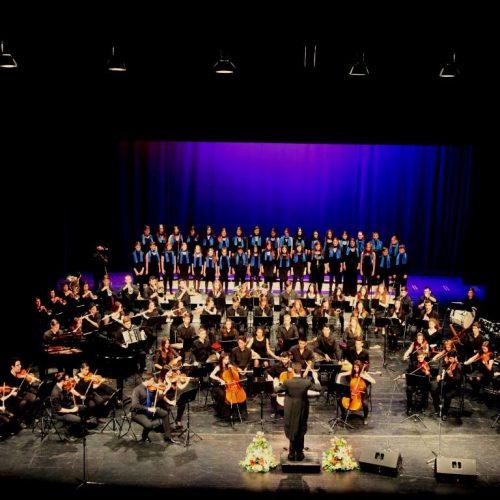 Η  Ετήσια Ακρόαση της Συμφωνικής Ορχήστρας Νέων Ελλάδος, Κυριακή  28 Αυγούστου