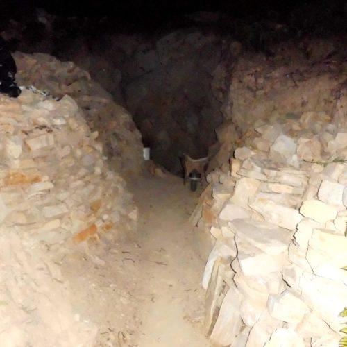 Συλλήψεις για παράνομη ανασκαφή προς αναζήτηση θησαυρού