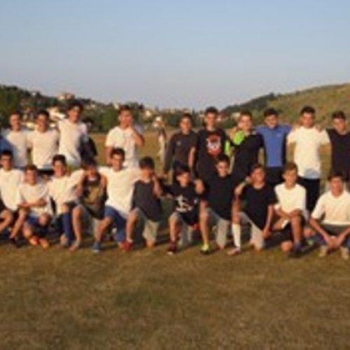 Αγώνες ποδοσφαίρου στο Ξηρολίβαδο