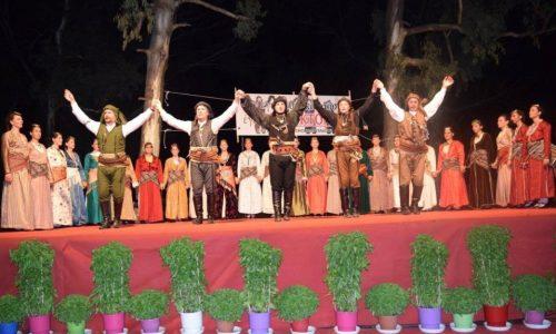 Η Εύξεινος Λέσχη Βέροιας στο 1ο φεστιβάλ παραδοσιακών χορών στο Ναύπλιο