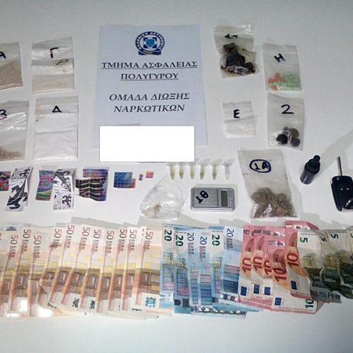 Συνελήφθη για διακίνηση και μεταφορά ναρκωτικών ουσιών