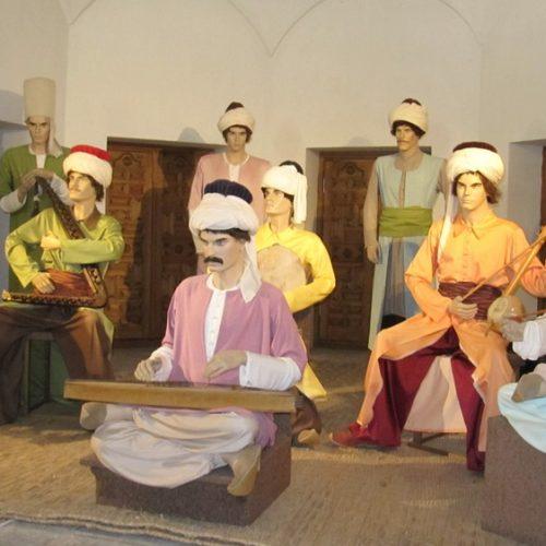 Στο Μουσείο Υγείας της Αδριανούπολης, με τους ιαματικούς ήχους του νερού και της μουσικής