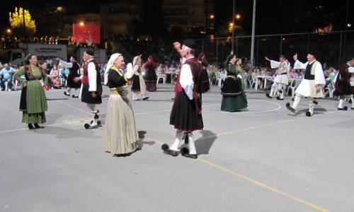 Εντυπωσιακή η τρίτη μέρα του 1ου Φεστιβάλ Παραδοσιακών Χορών του Δήμου Βέροιας