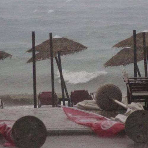 Καταιγίδες, μπουρίνια και χαλαζοπτώσεις, προβλέπει η ΕΜΥ το τριήμερο 6 με 8 Αυγούστου