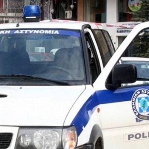 Συλλήψεις στην Ημαθία για κλοπή