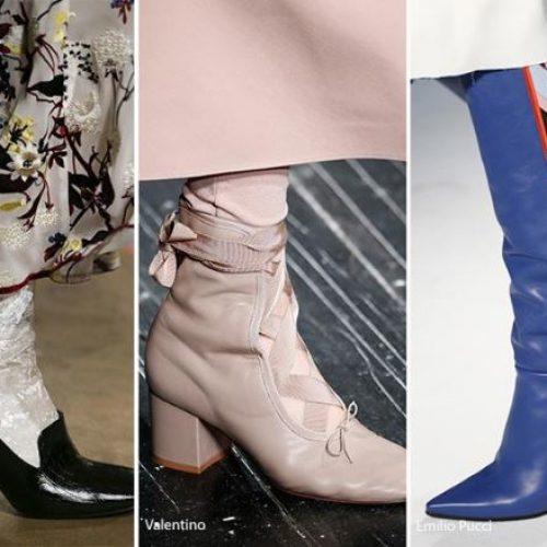 d73c302ee66 Μόδα: Οι τάσεις στα γυναικεία παπούτσια Φθινόπωρο - Χειμώνας 2017
