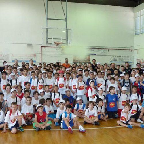 Έναρξη  ακαδημιών  BasketBall του Φίλιππου Βέροιας 2016-2017