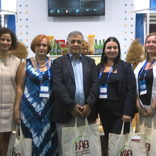 Ο πρόεδρος της ΚΑΘ Α.Ε Δημήτρης  Χαμπίδης σε Στρογγυλή Τράπεζα για την Ελληνο – Ρωσική  Συνεργασία στον Αγροτικό Τομέα