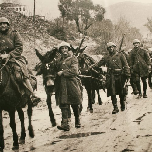 Μνημόσυνο για του πεσόντες της Ημαθίας στο Έπος του '40 - 'Ολα τα ονόματα