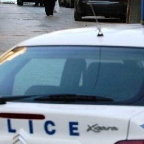 Συνελήφθη για κλοπή στη Βέροια