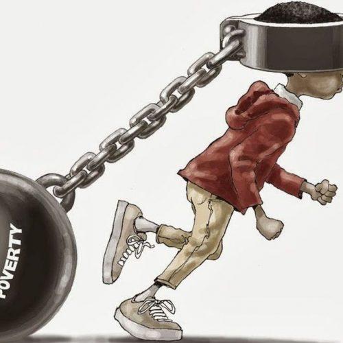 Η φτώχεια μειώνει την ευφυΐα