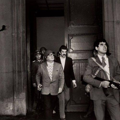 """Το πραξικόπημα στη Χιλή στις 11 Σεπτέμβρη 1973 -  Αλιέντε: """"Αυτά είναι τα τελευταία λόγια μου"""" γράφει ο Νίκος Μπογιόπουλος"""
